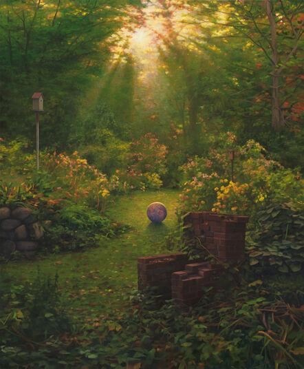 Scott Prior, 'Barbecue in Autumn', 2008