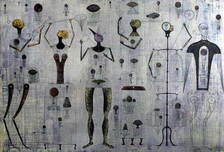 Carlos Estévez, 'Fenomenologia de la Libertad', 2007