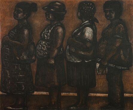 Peterson Kamwathi, 'Live III', 2011