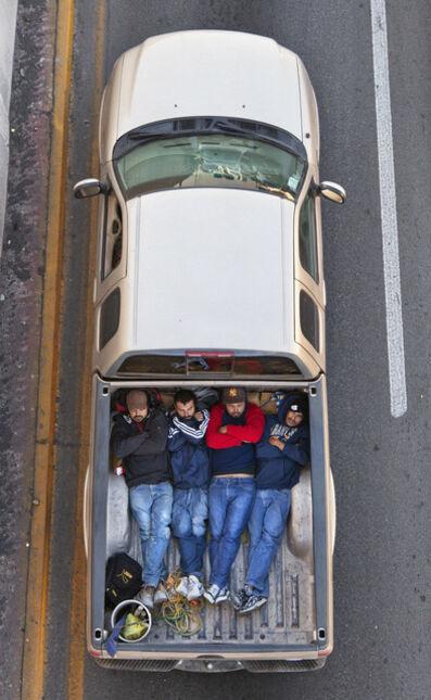 Alejandro Cartagena, 'Carpoolers #2', 2011