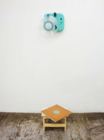 Cinthia Marcelle, 'AUDIÇÃO - DA SÉRIE UNUS MUNDUS', 2014