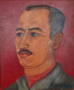Olga Costa, 'Retrato de José Chávez Morado', 1940-1946