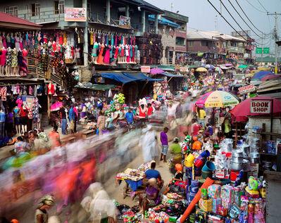 Martin Roemers, 'Oshodi Road, Oshodi, Lagos, Nigeria', 2015