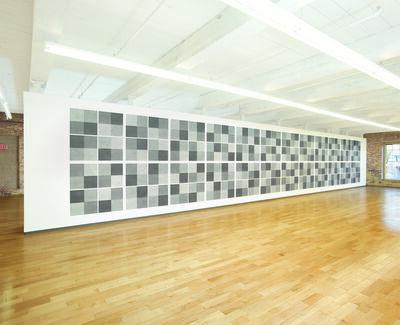 Sol LeWitt, 'Wall Drawing #414', 1984