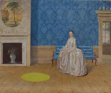 Morwenna Morrison, 'Lady Penn's Drawing Room Encounter', 2019