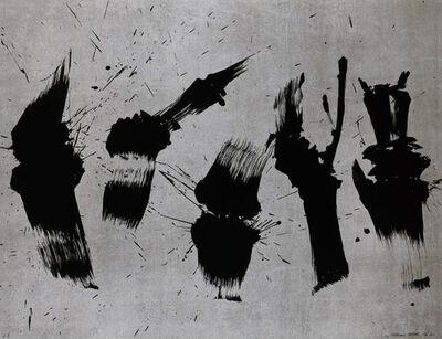 """Fabienne Verdier, 'Branches er Bourgeons """"Etude du vegetal""""', 2010"""