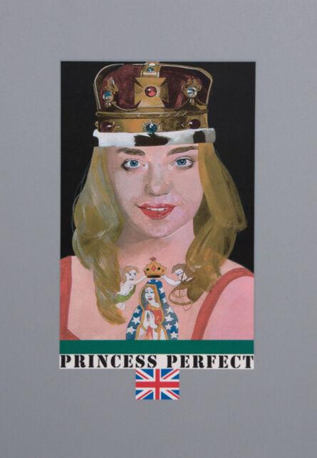 Peter Blake, 'Princess Perfect', 2017