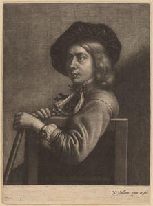 Wallerant Vaillant, 'Self-Portrait'