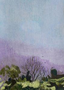 Per Adolfsen, 'The Bird Tree', 2020