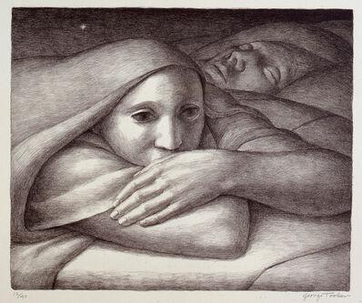 George Tooker, 'Night ', 1998