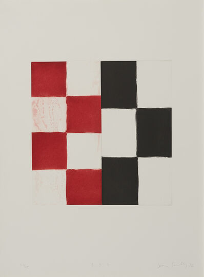 Sean Scully, 'Barcelona Diptych II', 1996