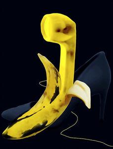 Teiji Hayama, 'Banana Phone', 2019