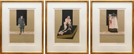 Francis Bacon, 'After Triptych, 1986-1987', 1987