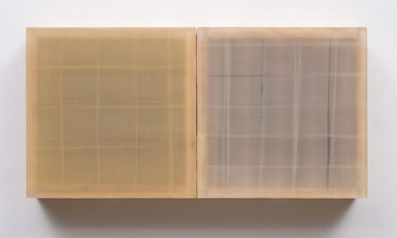 Heather Hutchison, 'Sleepy Golden Storm', 1997