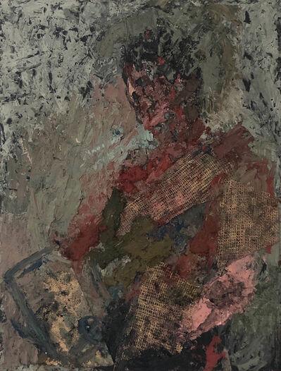 Thaddeus Radell, 'Self Portrait', 2021
