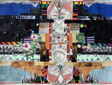 Amber Robles-Gordon, 'Botánica del Amor, Autorreflexión y Espiritualidad', 2020