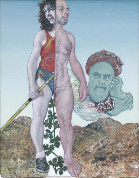Emmanouil Bitsakis, 'Javelin', 2020