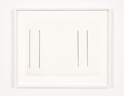 Fred Sandback, 'Untitled', 1982