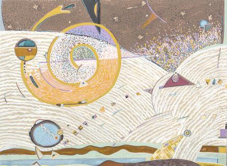 Tommy Simpson, 'Joy Jumping', 2014
