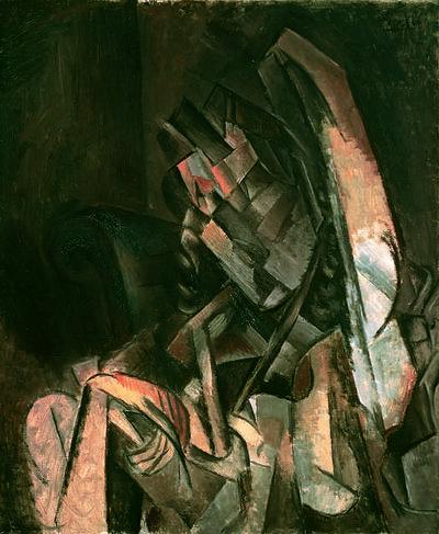 Pablo Picasso, 'Femme assise dans un fauteuil (Woman Sitting in an Armchair)', 1910