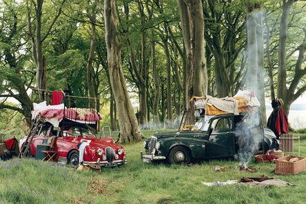 Tim Walker, 'Beds on Cars, Eglingham Hall, Northumberland, England,', 2004