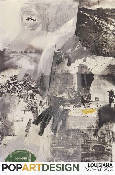 Robert Rauschenberg, 'Tideline', 2013