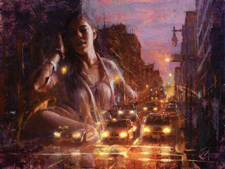 Christopher Clark, 'City Life', 2020
