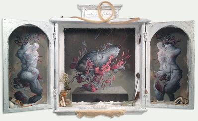Allison Sommers, 'Altarpiece III (Cornucopia)', 2018