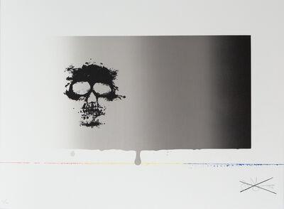 Jasper Johns, 'Skull', 1973