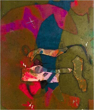 Harold Town, 'Bits', 1956