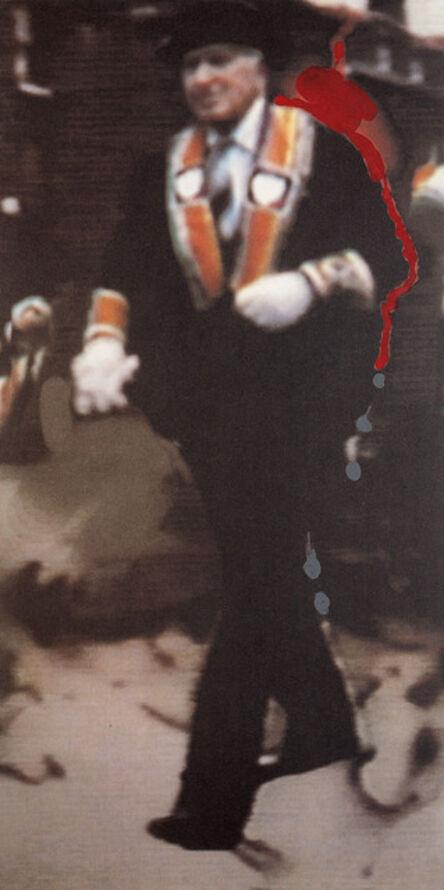 Richard Hamilton, 'The Orangeman', 1990