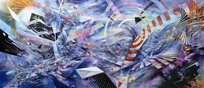 Mario Martinez (Mars-1), 'Momentum ', 2014