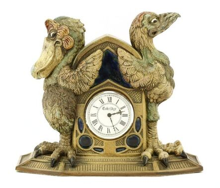 Andy Hull, 'A Cobridge 'Caught-In-Time' clock'
