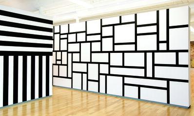 Sol LeWitt, 'Wall Drawing #631', 1990