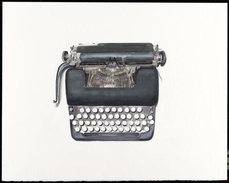 Thuy-Van Vu, 'Typewriter (Museum Storage)', 2012