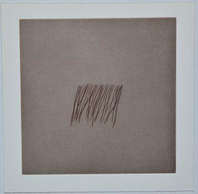 Edda Renouf, 'Clusters (Plate 7)', 1976