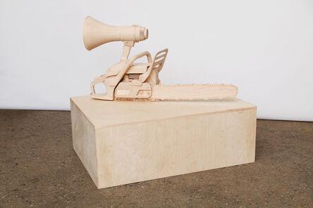 Roxy Paine, 'Speech Impediment', 2014