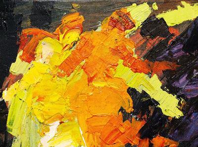 Doba Afolabi, 'Fire Dance'