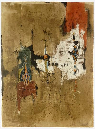 Johnny Friedlaender, 'Elogue', 1966
