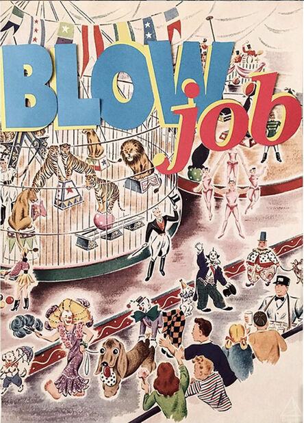 Morgan Jesse Lappin, 'Blow Job (At the Circus)', 2016