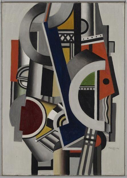 Fernand Léger, 'Eléments mécaniques (Mechanical Elements)', 1924