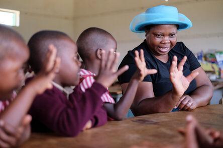 Rebecca Crook, 'Tombo Primary School - Zimbabwe', 2016