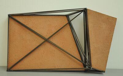 Giuseppe Uncini, 'Iron Spaces N°123', 1992