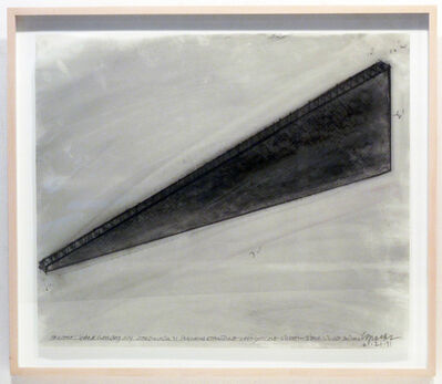 Cris Gianakos, 'Project/Stark Gallery, 6.21.1991', 1991