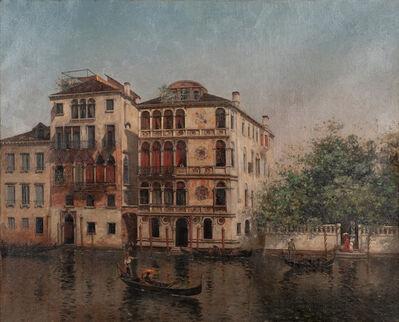 Warren Sheppard, 'Palazzo Dario', ca. 1895