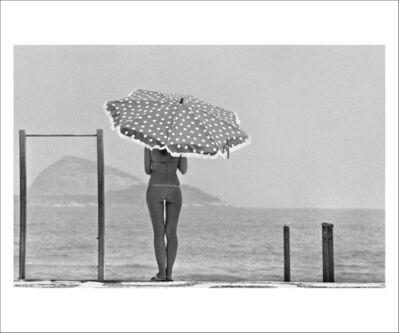 Evandro Teixeira, 'Na sombra do Leblon, 1991'