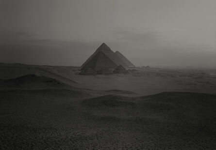 Kenro Izu, 'Giza #70', 1985