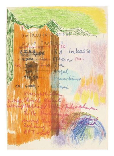 Lutz Braun, 'Versuch einer Freundschaft (Attempt at a friendship)', N/A
