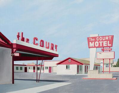 Gabriel Fernandez, 'The Court Motel', 2018