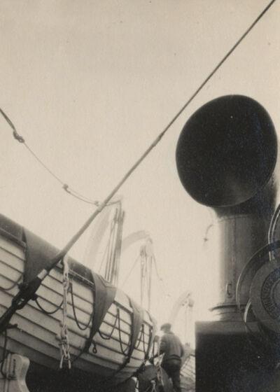 Dora Maar, 'Ship Deck Abstraction', 1930s/1930s